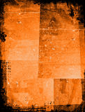 Strukturierter Grunge Hintergrund stock abbildung