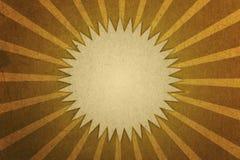 Strukturierter grunge starbust Hintergrund Stockfoto