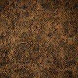 Strukturierter Hintergrund: Abstrakte Schmutzwand der Nahaufnahme des alten hou Lizenzfreie Stockbilder