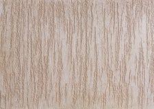 Strukturierter Hintergrund der beige rauen Wand Abstact-Stuck Beschaffenheit des Gipses auf der Wand Stockbilder