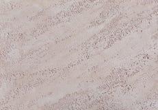 Strukturierter Hintergrund der beige rauen Wand Abstact-Stuck Beschaffenheit des Gipses auf der Wand Stockfoto