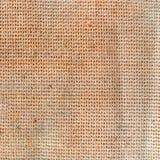 Strukturierter Hintergrund der Nahaufnahme von Leinwand lizenzfreie stockbilder