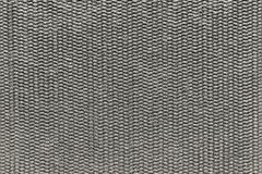 Strukturierter Hintergrund der polymerischen materiellen silbrigen Farbe Stockbild