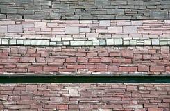 strukturierter Hintergrund der Schieferwand Stockfotos