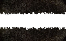 Strukturierter Hintergrund des furchtsamen Schmutzes Stockbild