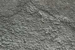 Strukturierter Hintergrund des grauen Gipses Stockbild