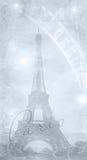 Strukturierter Hintergrund-Eiffelturm Lizenzfreies Stockbild