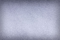 Strukturierter Hintergrund mit blauem Weihnachtsspray Stockbild