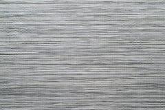 Strukturierter Hintergrund vom rauen materiellen Sackleinen der grauen Farbe Lizenzfreie Stockfotografie