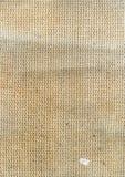 Strukturierter Hintergrund von Leinwand stockfotos