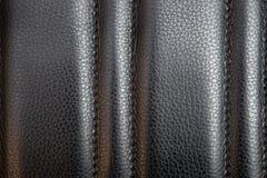 Strukturierter Lederrückenboden stockfoto