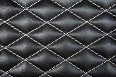 Strukturierter Lederrückenboden lizenzfreies stockfoto