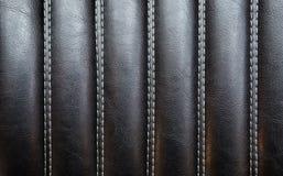 Strukturierter Lederrückenboden lizenzfreies stockbild