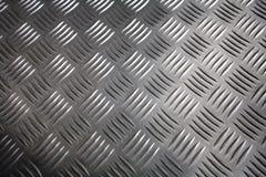Strukturierter Metallhintergrund Stockfoto