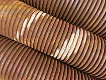 Strukturierter Metallhintergrund Stockfotografie