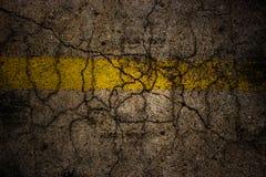 Strukturierter Zementboden Stockbild
