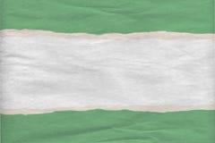 Strukturierter zerrissener Papierhintergrund Stockfotos