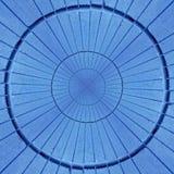 Strukturiertes abstraktes radialmuster Lizenzfreie Stockfotos