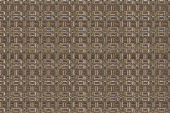 Strukturiertes Muster des Schmucks Metall Lizenzfreies Stockfoto