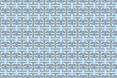 Strukturiertes Muster des Schmucks Metall Lizenzfreies Stockbild