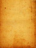 Strukturiertes Papier der Weinlese Lizenzfreie Stockbilder