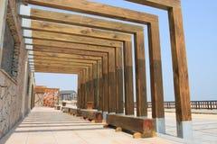 strukturträ Royaltyfri Fotografi