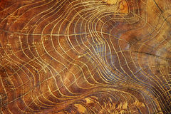 struktury drewno Obrazy Royalty Free