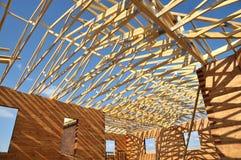 struktury jeden drewno Obrazy Stock