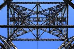 Struktury od metalu Obrazy Stock