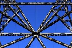 Struktury od metalu Zdjęcia Stock