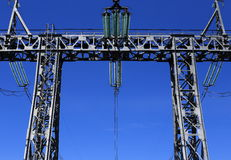 Struktury od metalu Fotografia Stock