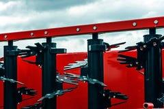 strumentazione agricola Dettaglio 181 Fotografie Stock