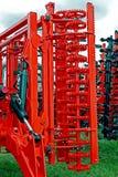 strumentazione agricola Dettaglio 179 Fotografie Stock