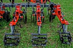 strumentazione agricola Dettaglio 201 Fotografia Stock