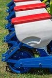 strumentazione agricola Dettaglio 218 Fotografia Stock