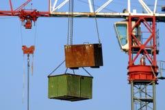 Strumentazione del cantiere Fotografie Stock Libere da Diritti