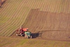 Strumentazione dell'azienda agricola Fotografia Stock Libera da Diritti