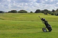 Strumentazione di golf Immagine Stock Libera da Diritti
