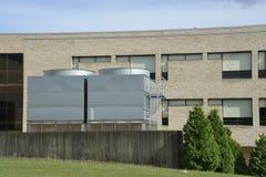 Strumentazione di HVAC Immagine Stock Libera da Diritti
