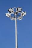 Strumentazione di illuminazione stradale Fotografia Stock Libera da Diritti