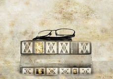 Strumentazione di lettura Fotografia Stock Libera da Diritti