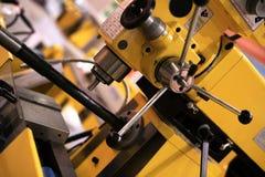 Strumentazione industriale Fotografie Stock Libere da Diritti