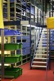 Strumentazione moderna per il magazzino Immagini Stock