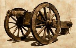 Strumentazione storica di battaglia Fotografie Stock