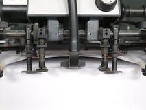 Strumentazione tipografica fotografie stock libere da diritti