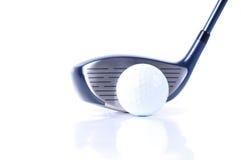 Strumentazioni di golf Immagini Stock Libere da Diritti