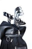Strumentazioni di golf Immagini Stock