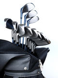 Strumentazioni di golf Fotografia Stock