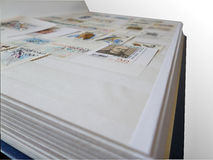 Strumenti - album fotografie stock