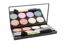 Strumenti cosmetici Immagine Stock